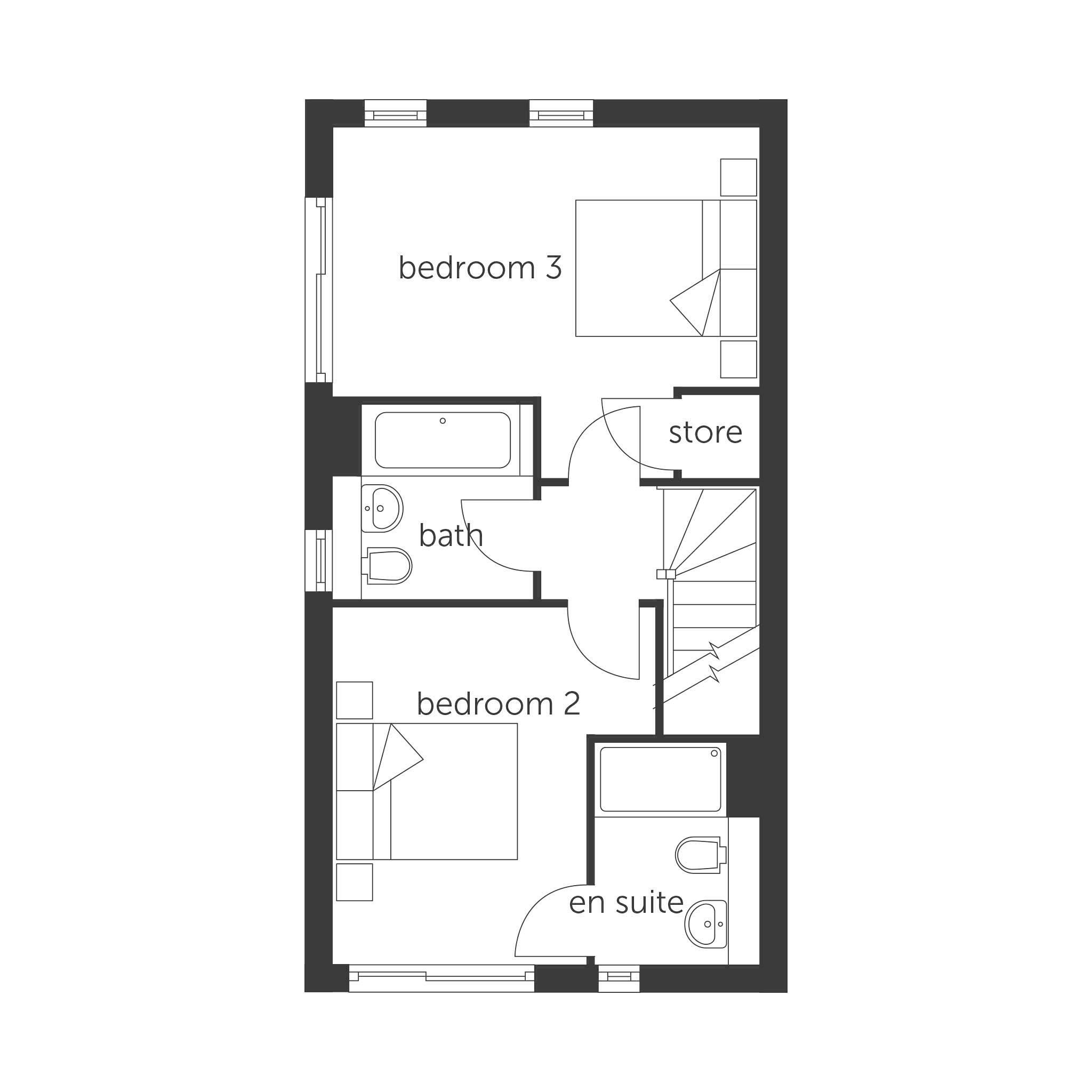 Hebdon road tooting sw17 4 bedroom terraced house for sale 43051137 primelocation for Tooting broadway swimming pool