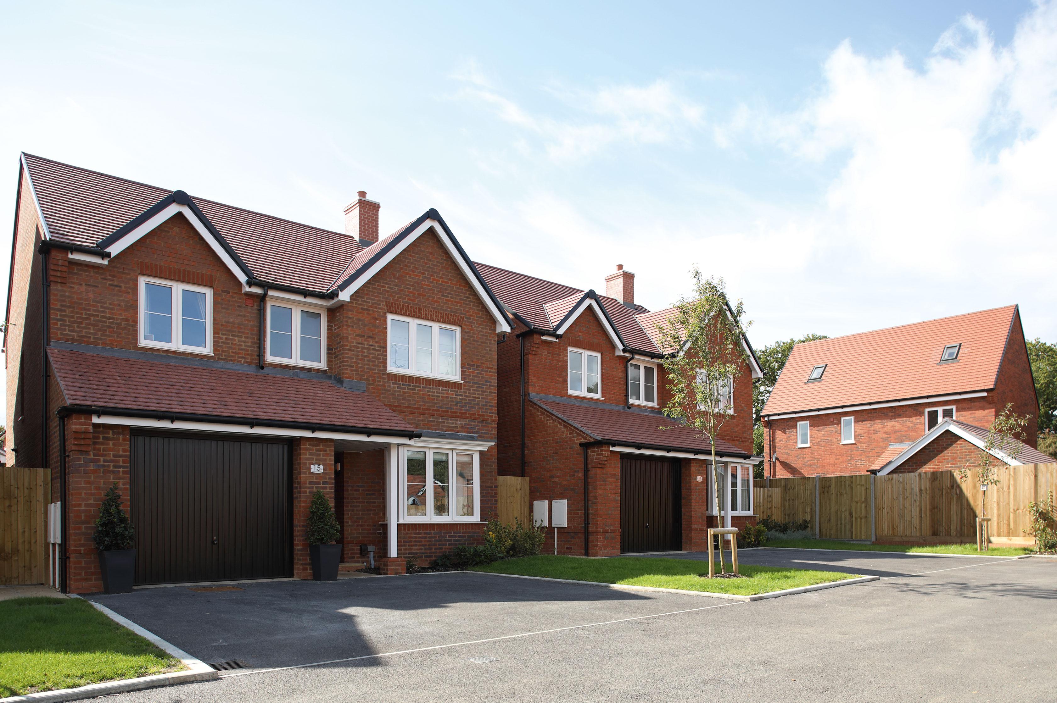 Boorley Park,Bloor Homes,Drive,Parking,Garage