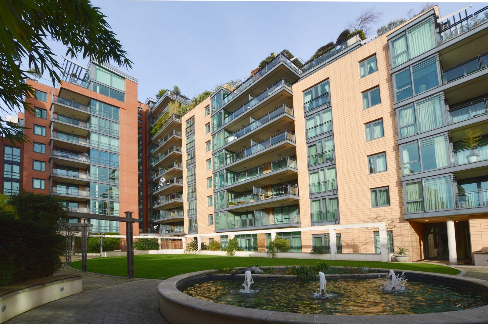 1 Bedroom Flat For Sale In Pavilion Apartments 34 St Johns Wood - The-pavilion-apartments-st-johns-wood-road