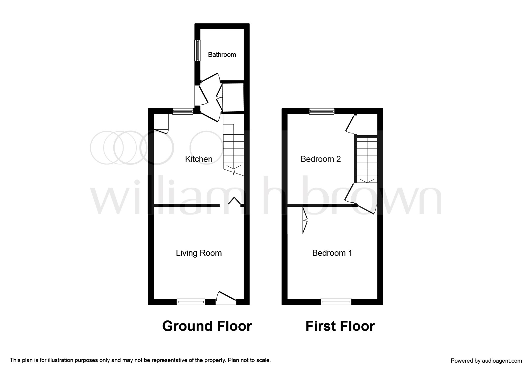 Kitchener street york yo31 2 bedroom terraced house for for 3 kitchener street leeds