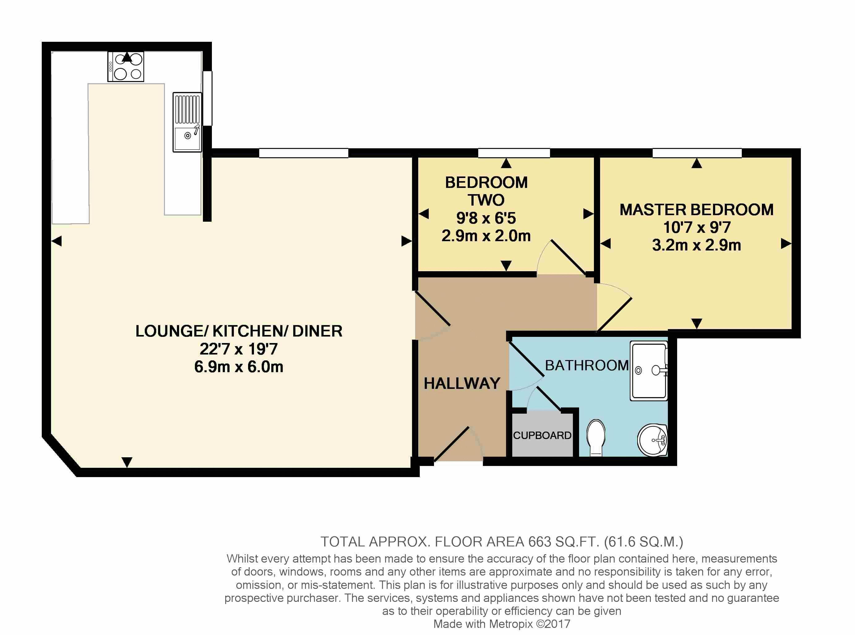 2 Bedroom Flat For Sale 45902296 Primelocation