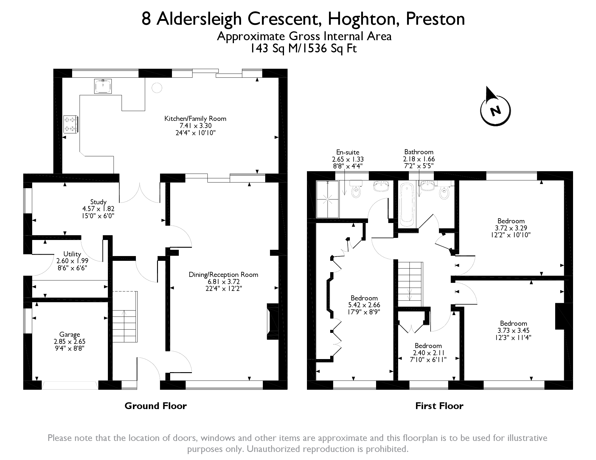 Aldersleigh crescent preston lancashire pr5 4 bedroom for Koi pool blackpool