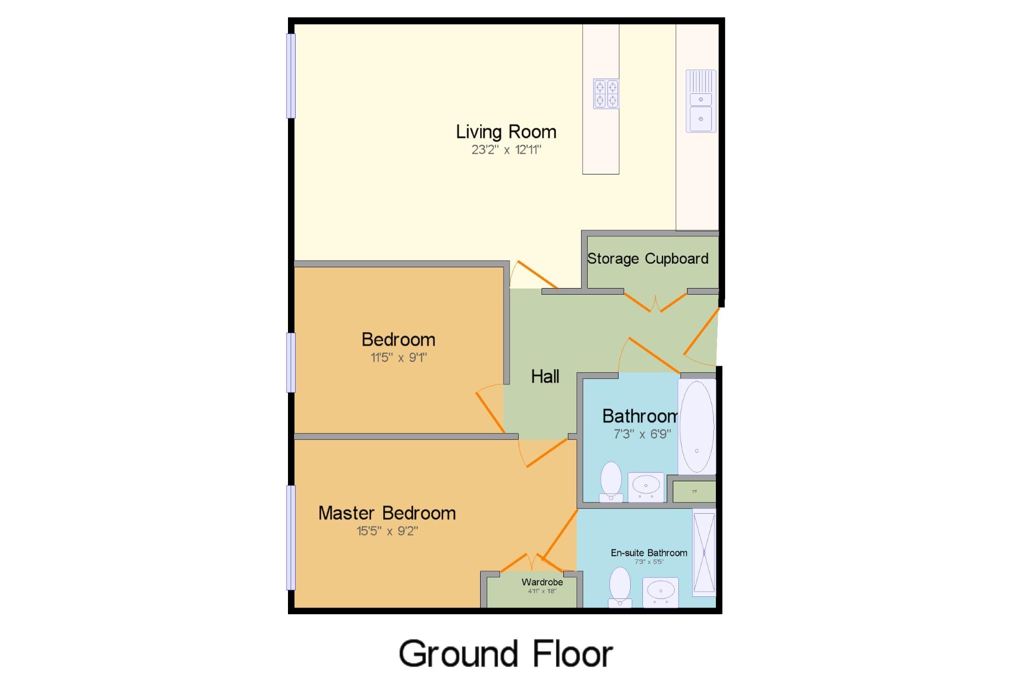 2 Bedroom Flat For Sale 45726185 Primelocation