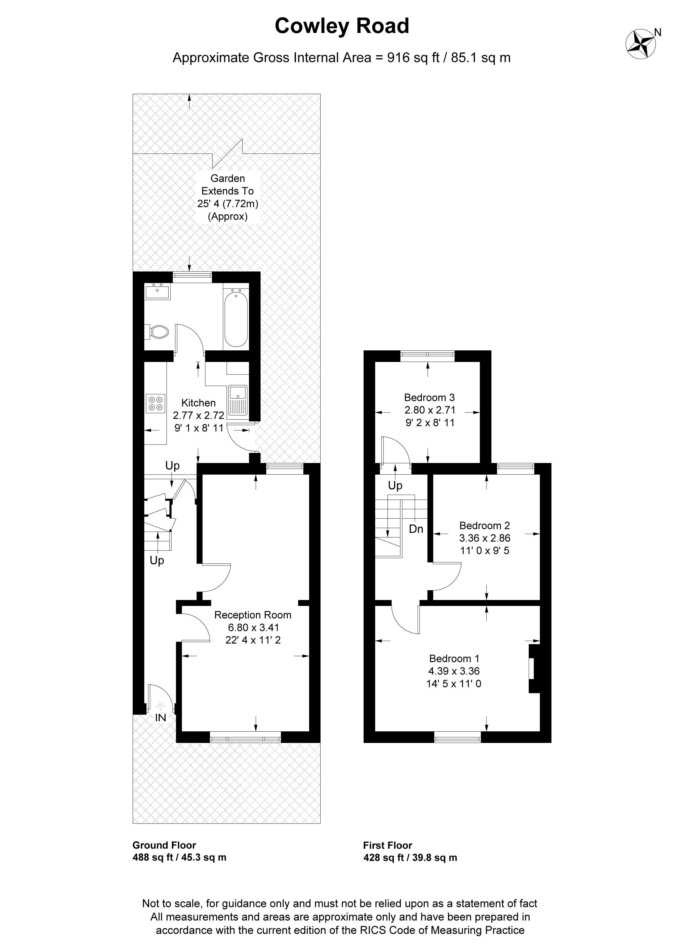 3 Bedrooms Cottage for sale in Cowley Road, London E11