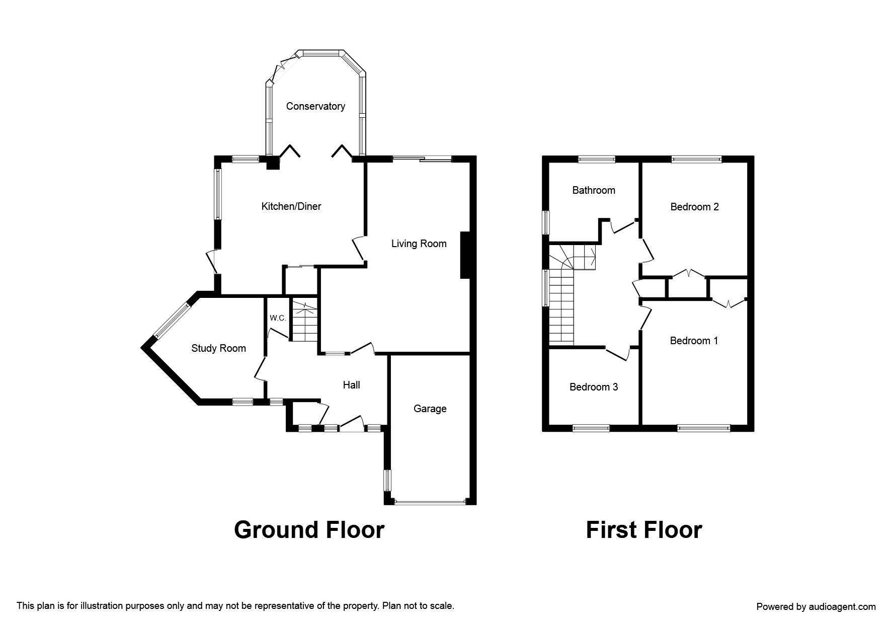 3 Bedroom Detached House For Sale 44949535 Primelocation
