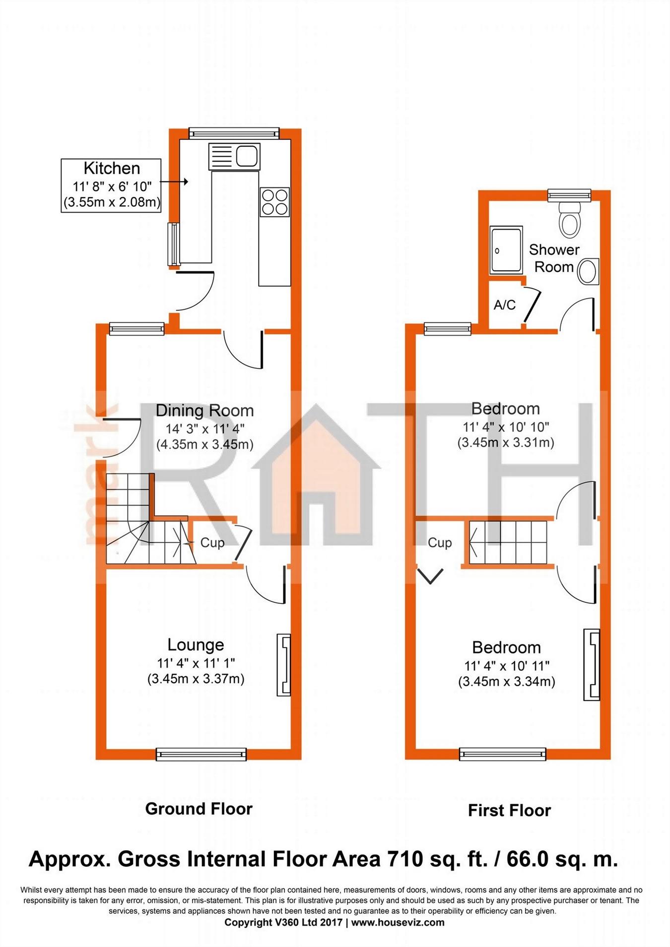 london road wokingham berkshire rg40 2 bedroom semi detached