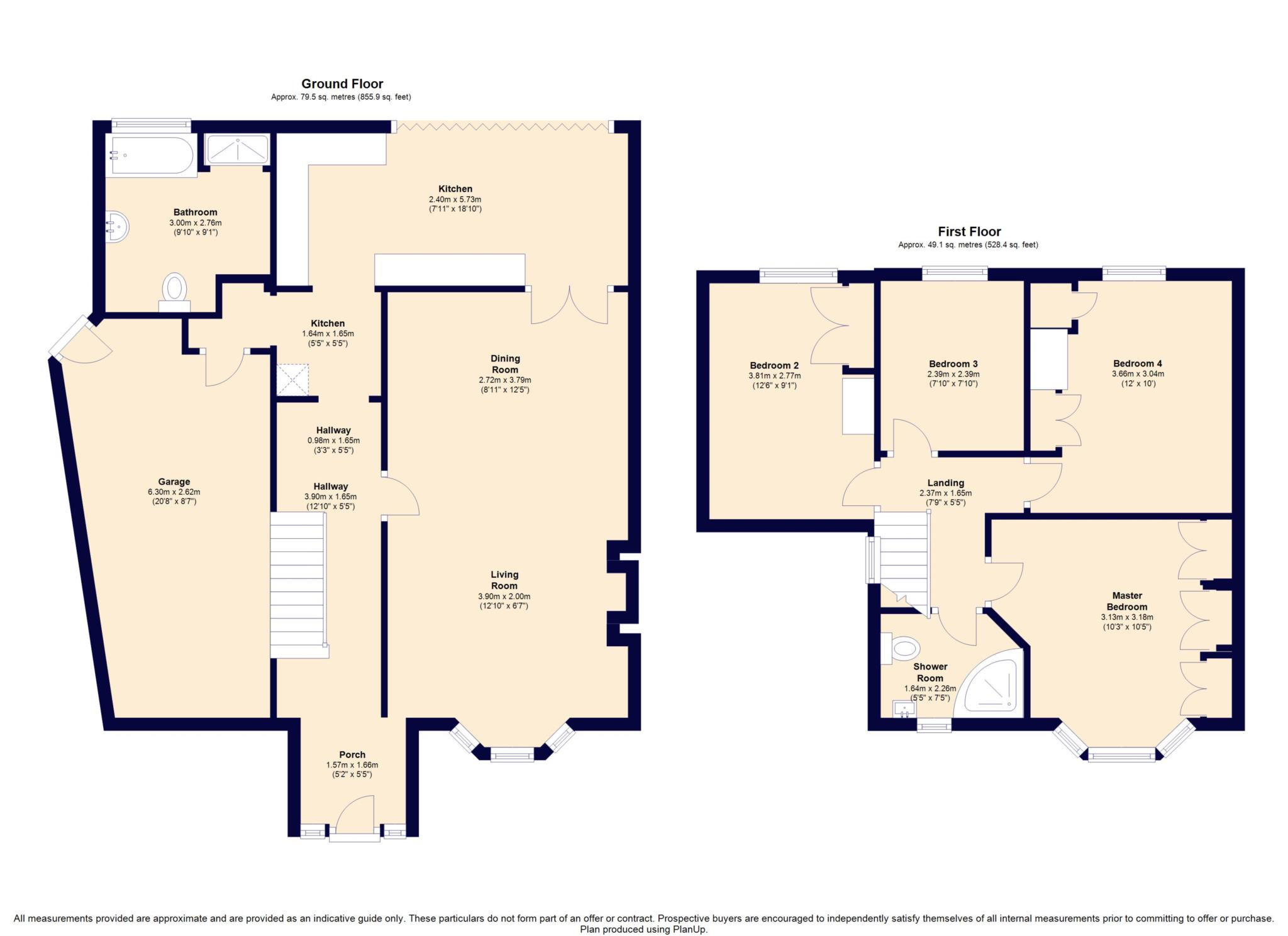 4 bed semi detached house for sale in garston crescent watford