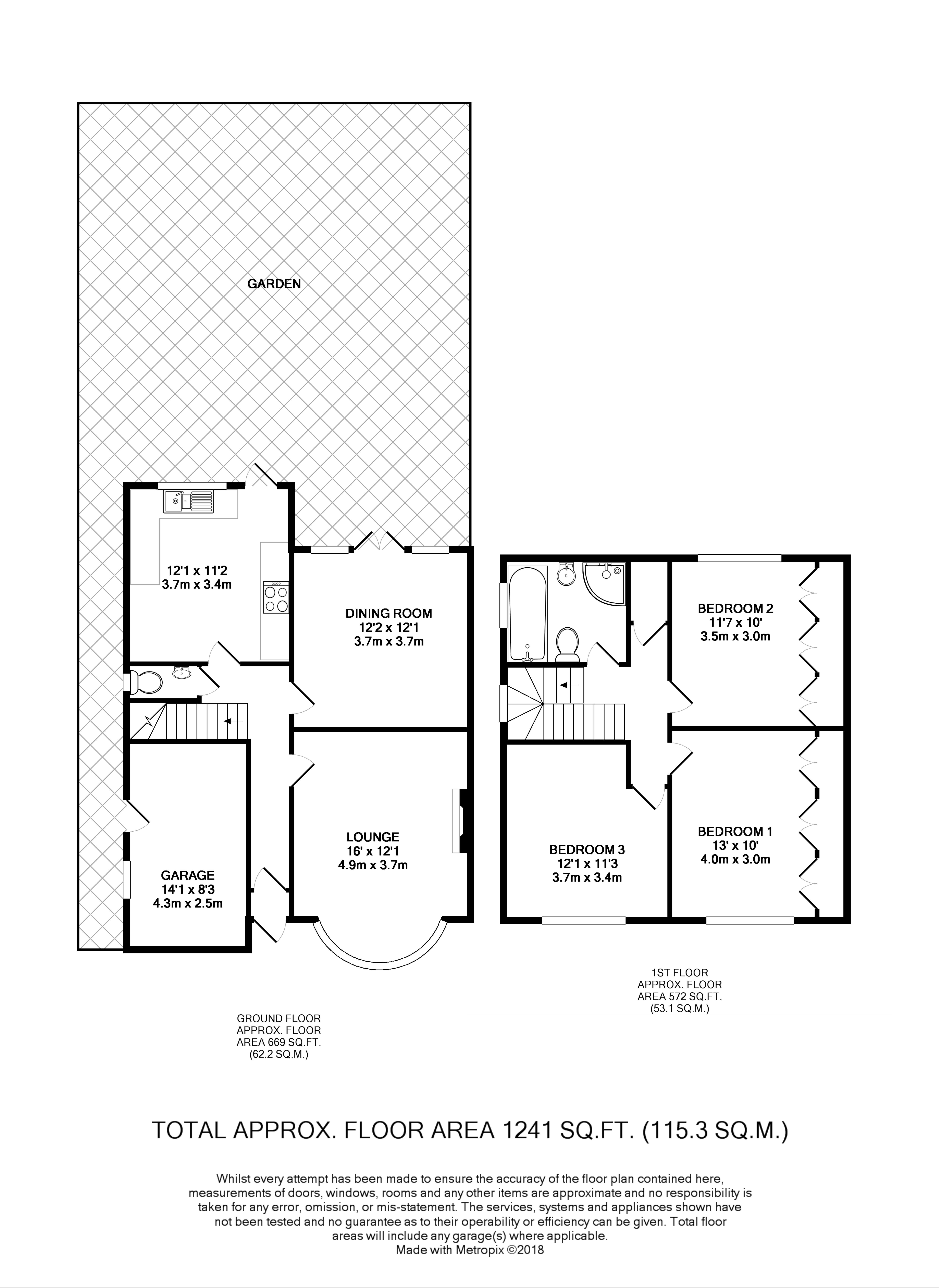 3 Bedrooms Detached house for sale in Rickmansworth Road, Watford WD18