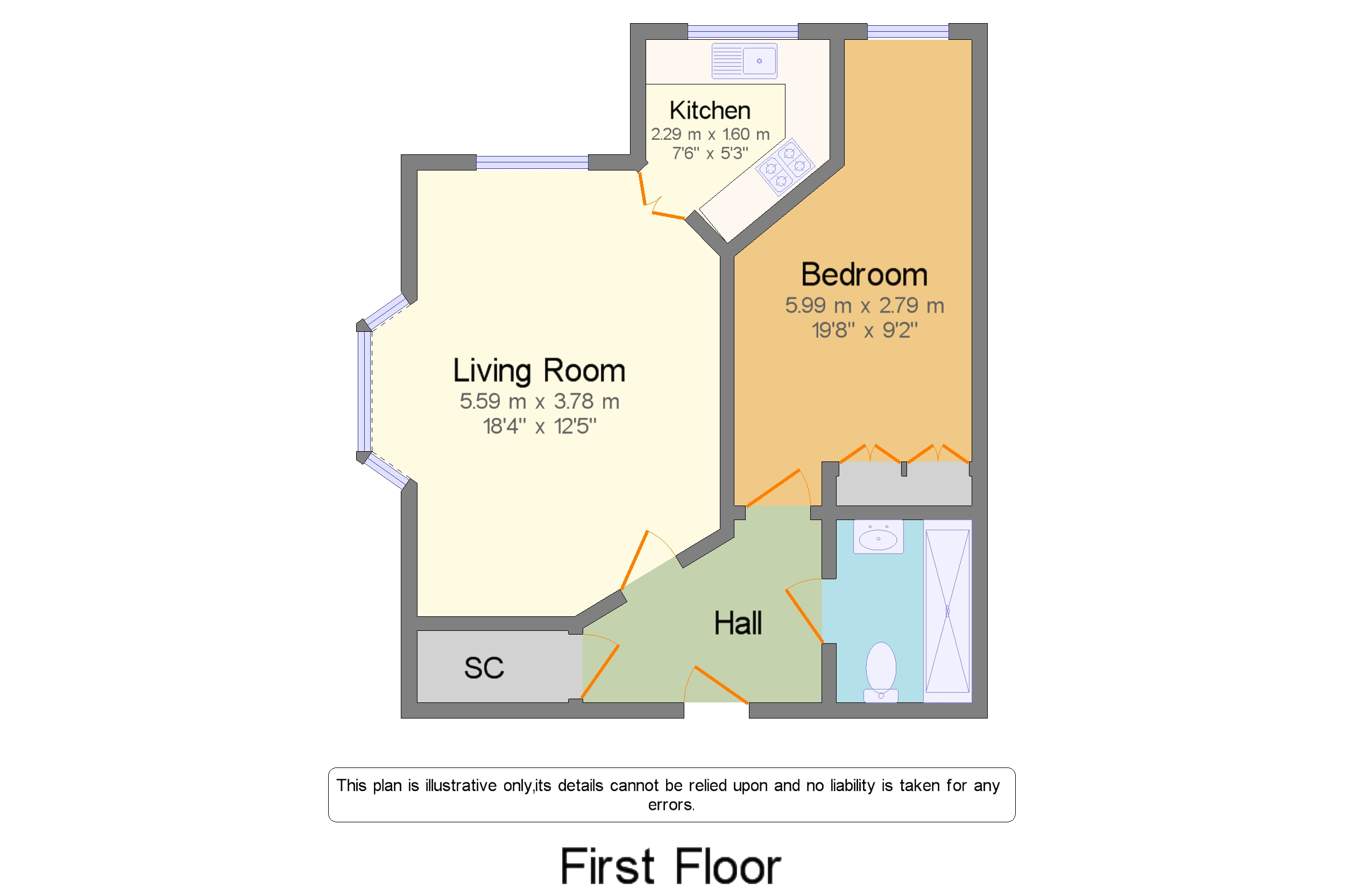 Haddon Court Hardwick Mount Buxton Sk17 1 Bedroom Flat For Sale 55274716 Primelocation