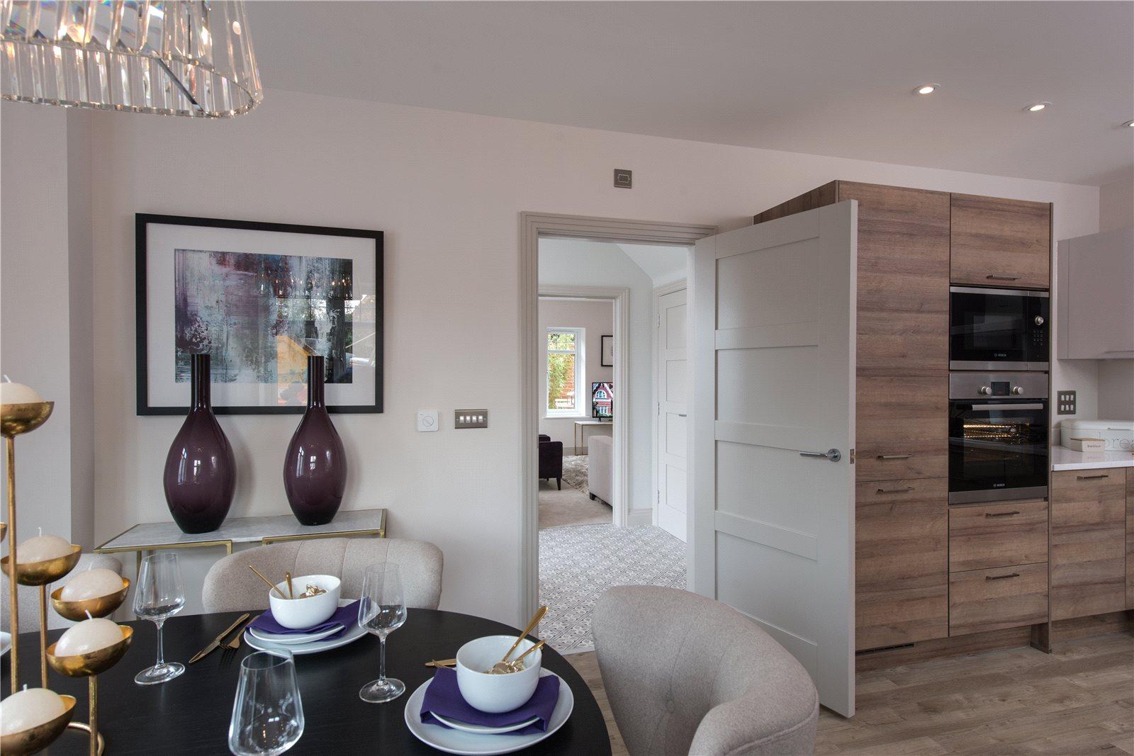 Rushmon Homes,Dining room