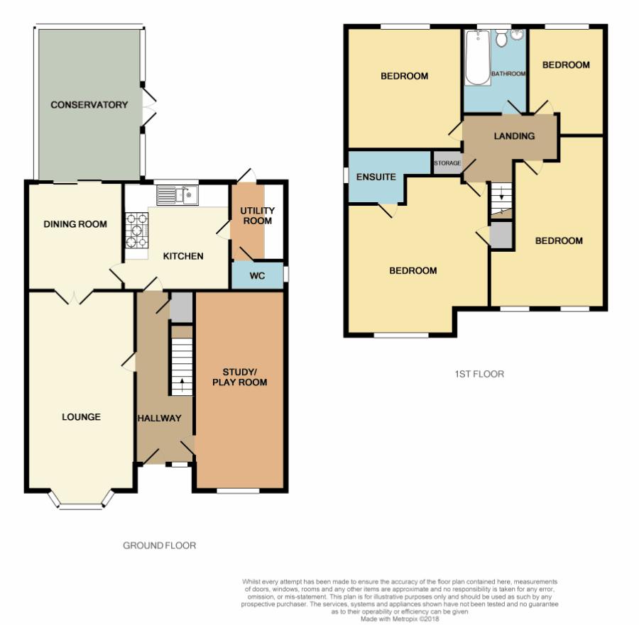 4 Bedrooms Detached house for sale in Fox Road, Castle Donington, Castle Donington, Derbyshire DE74