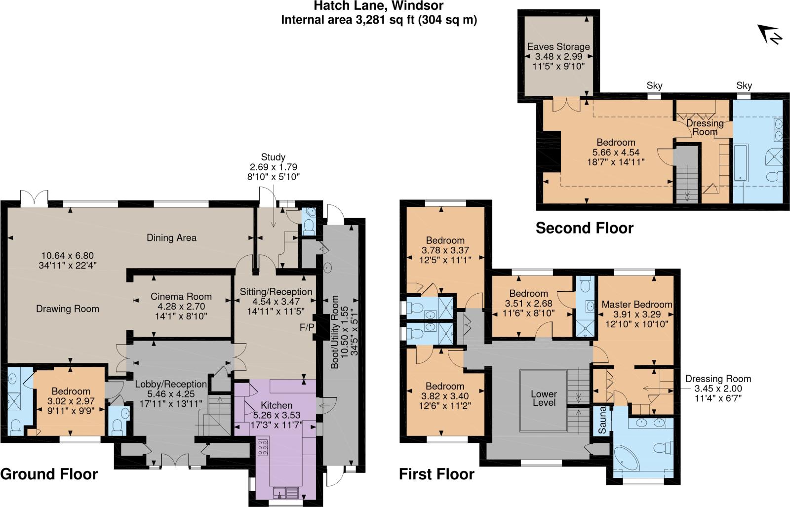 6 Bedroom Detached House For Sale 46100252 Primelocation