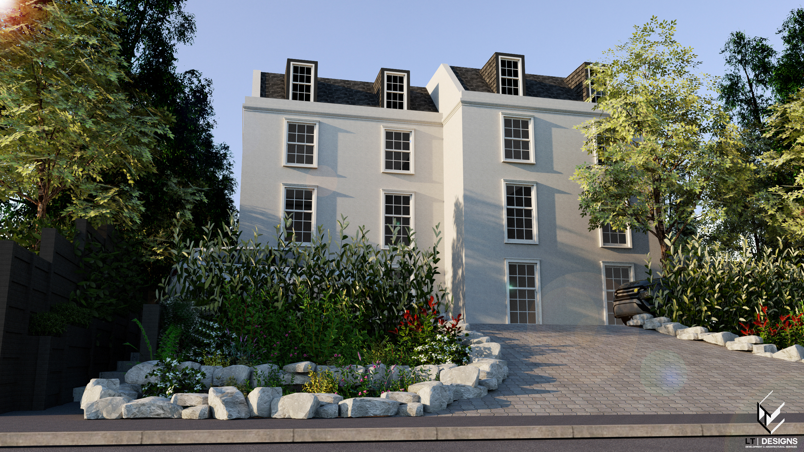5 Bedroom Townhouse For Sale In Yester Road Chislehurst Br7 London