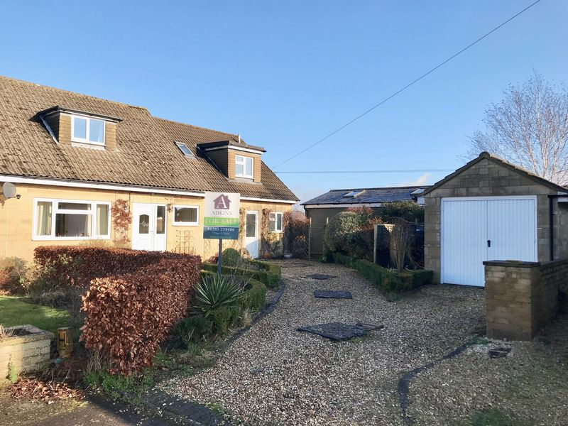Meysey Close Hampton Cirencester Gl7 3 Bedroom Semi Detached House For 46319581 Primelocation