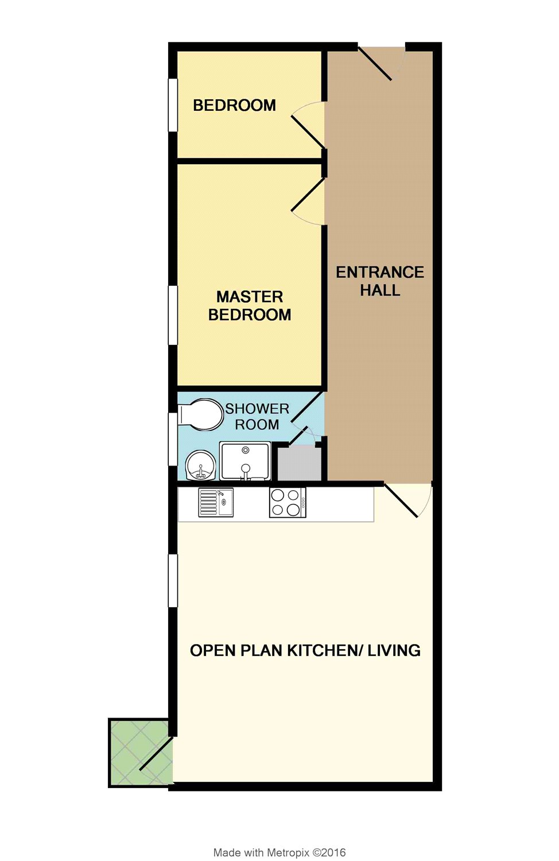 Draycott terrace st ives cornwall tr26 2 bedroom flat for 14 draycott terrace st ives