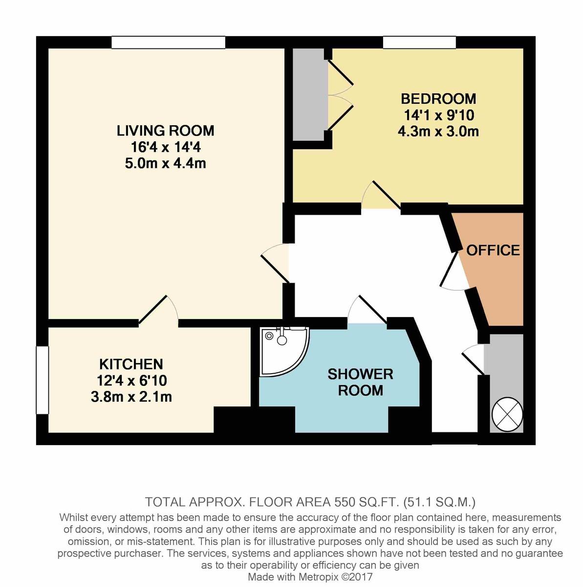 Pegasus Grange White House Road Oxford Ox1 1 Bedroom Flat For Sale 44892052 Primelocation