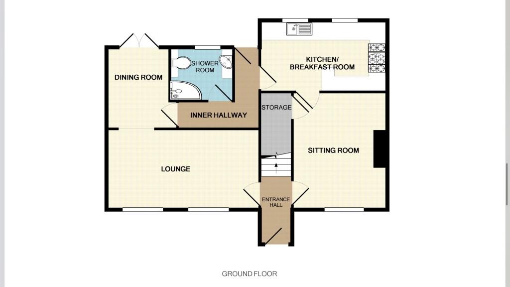 Leigh Cottages Havant Hampshire Po9 4 Bedroom End