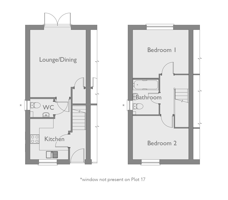 Heritage green kessingland lowestoft nr33 2 bedroom end for 6 the terrace walberswick