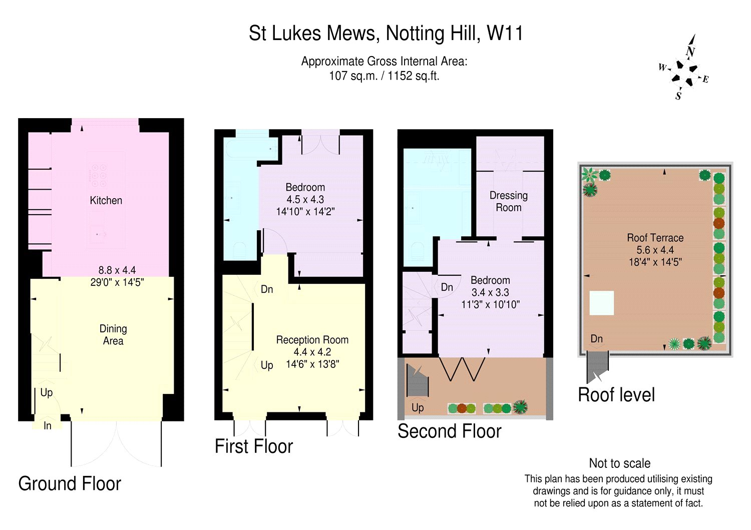 2 Bedrooms Mews house for sale in St Lukes Mews, Notting Hill, London W11