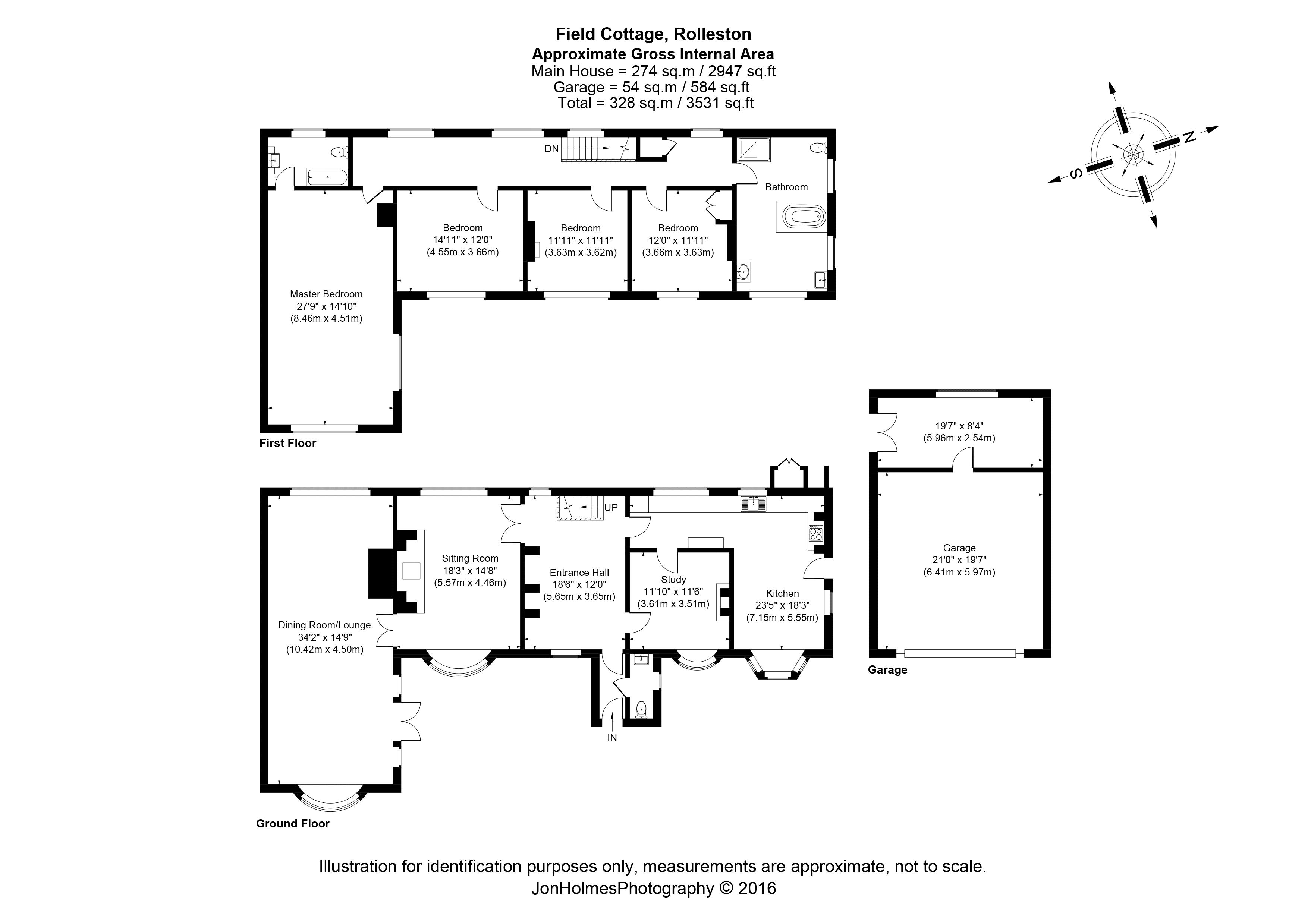 Station road rolleston newark ng23 4 bedroom property for Food bar rolleston