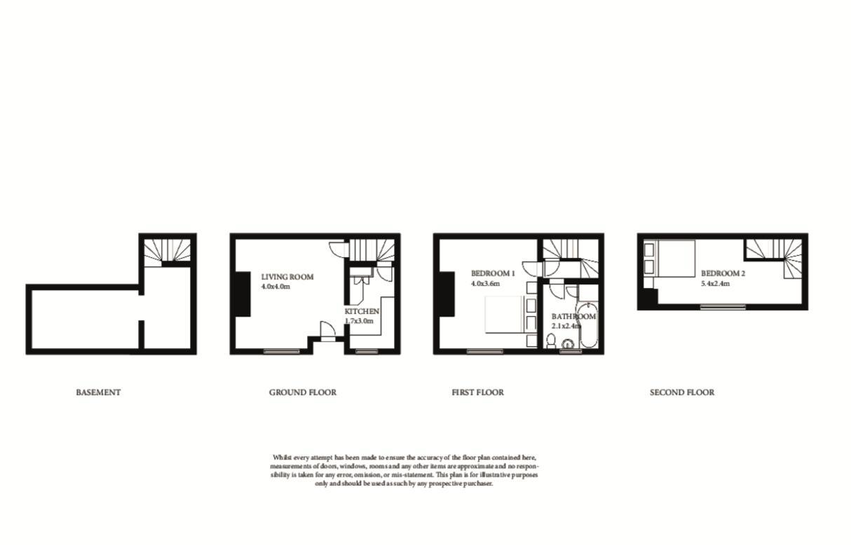 2 Bedrooms End terrace house for sale in Kelsall Road, Hyde Park, Leeds LS6