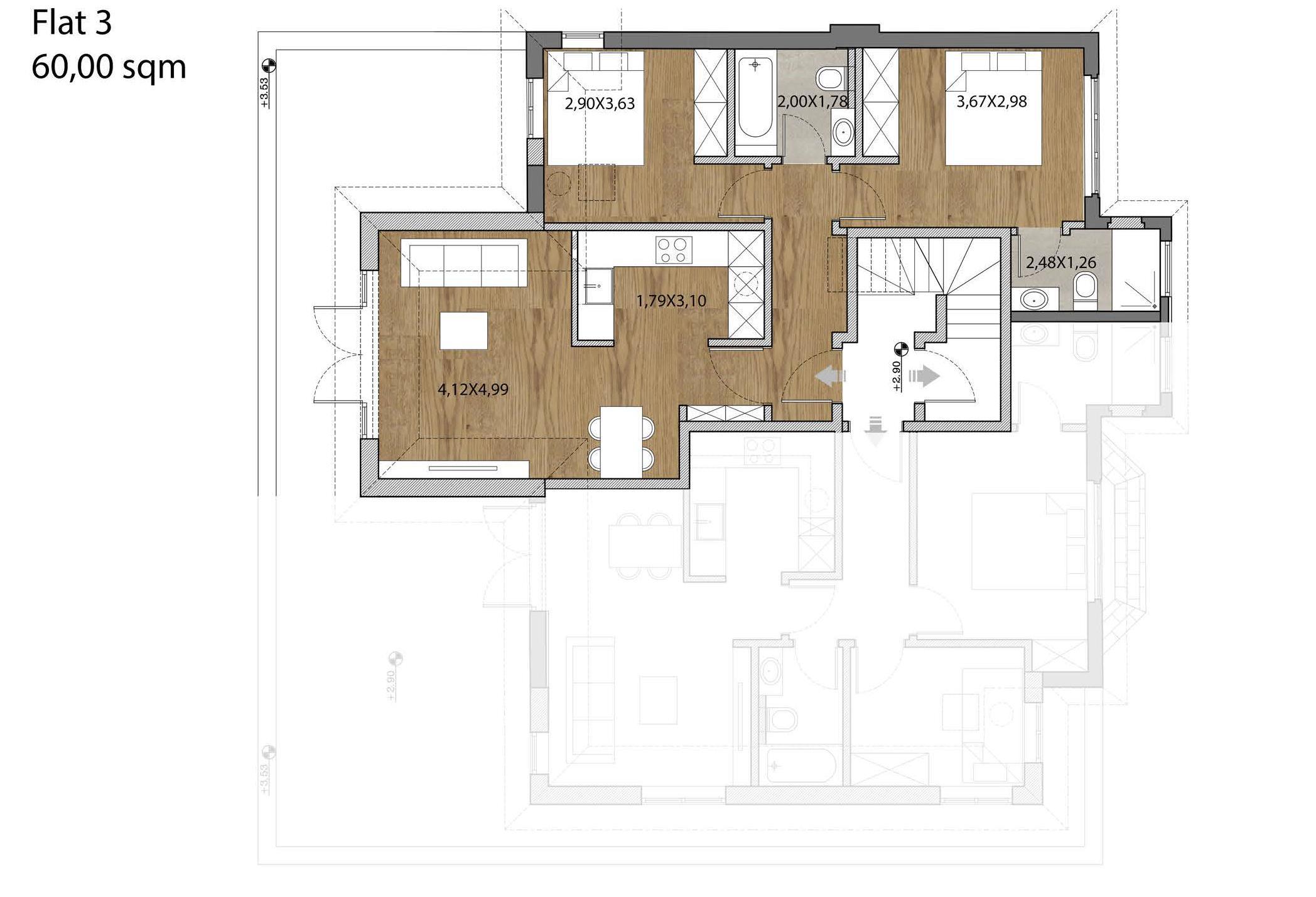 2 Bedroom Flat For Sale In Neeld Crescent Nw4 London