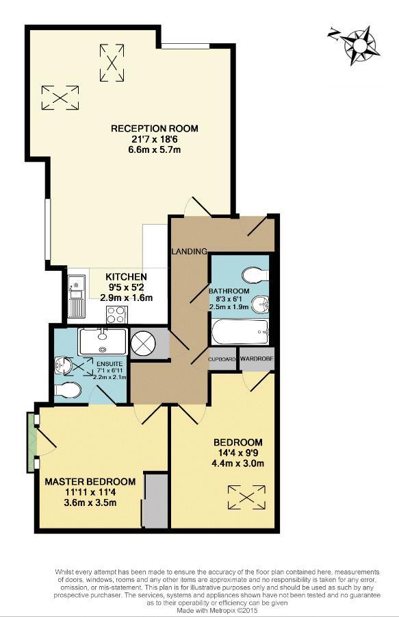 Banbury Road Oxford Ox2 2 Bedroom Flat To Rent