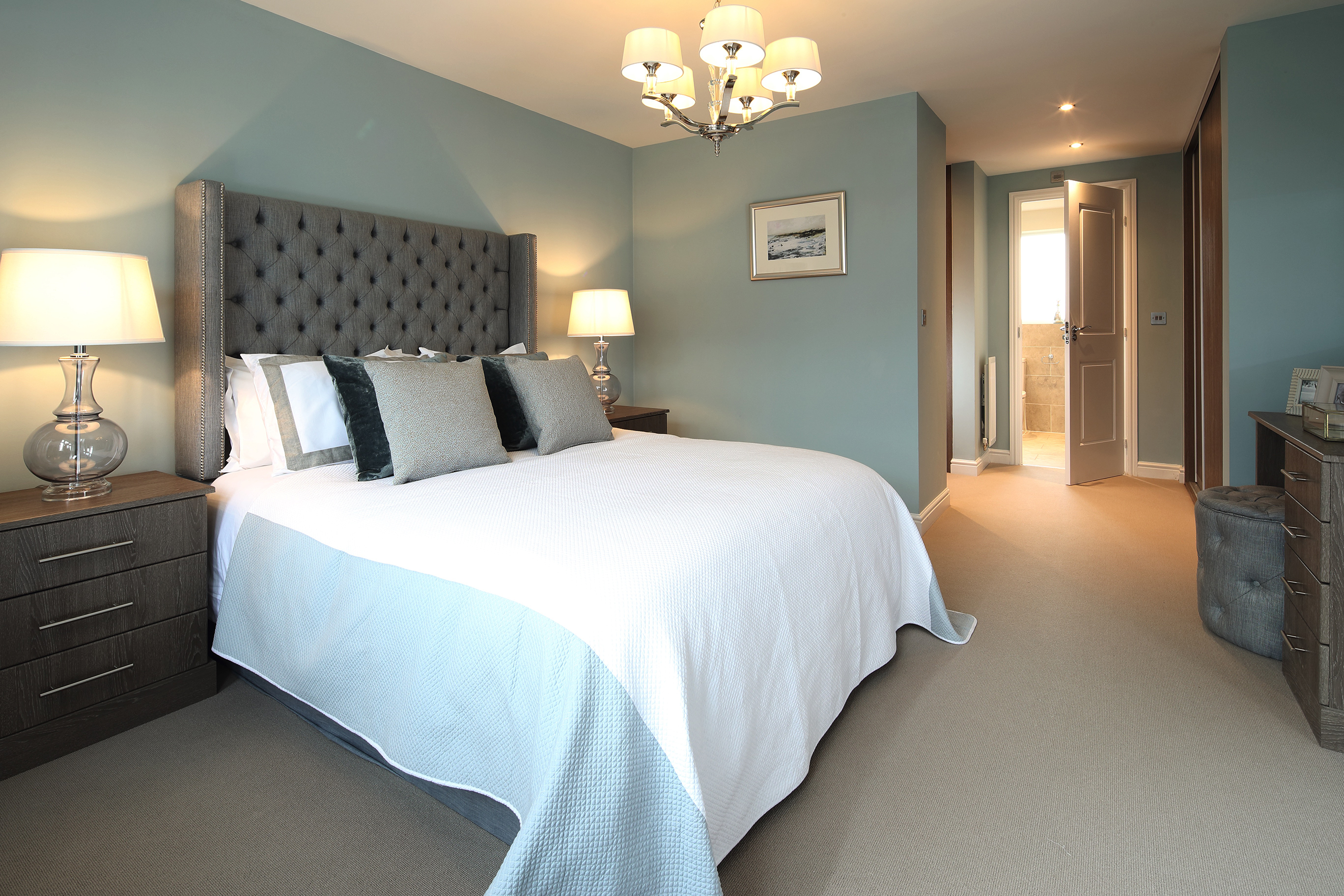 Redrow,Master Bedroom