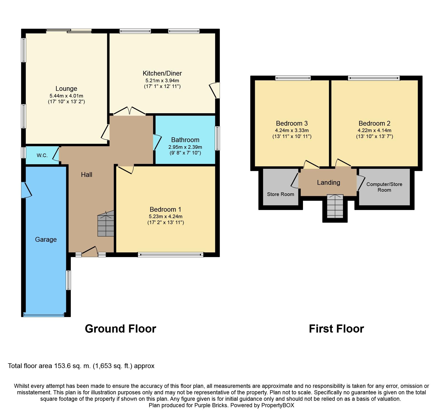 3 Bedrooms Detached bungalow for sale in Carrfield Road, Barwick In Elmet LS15