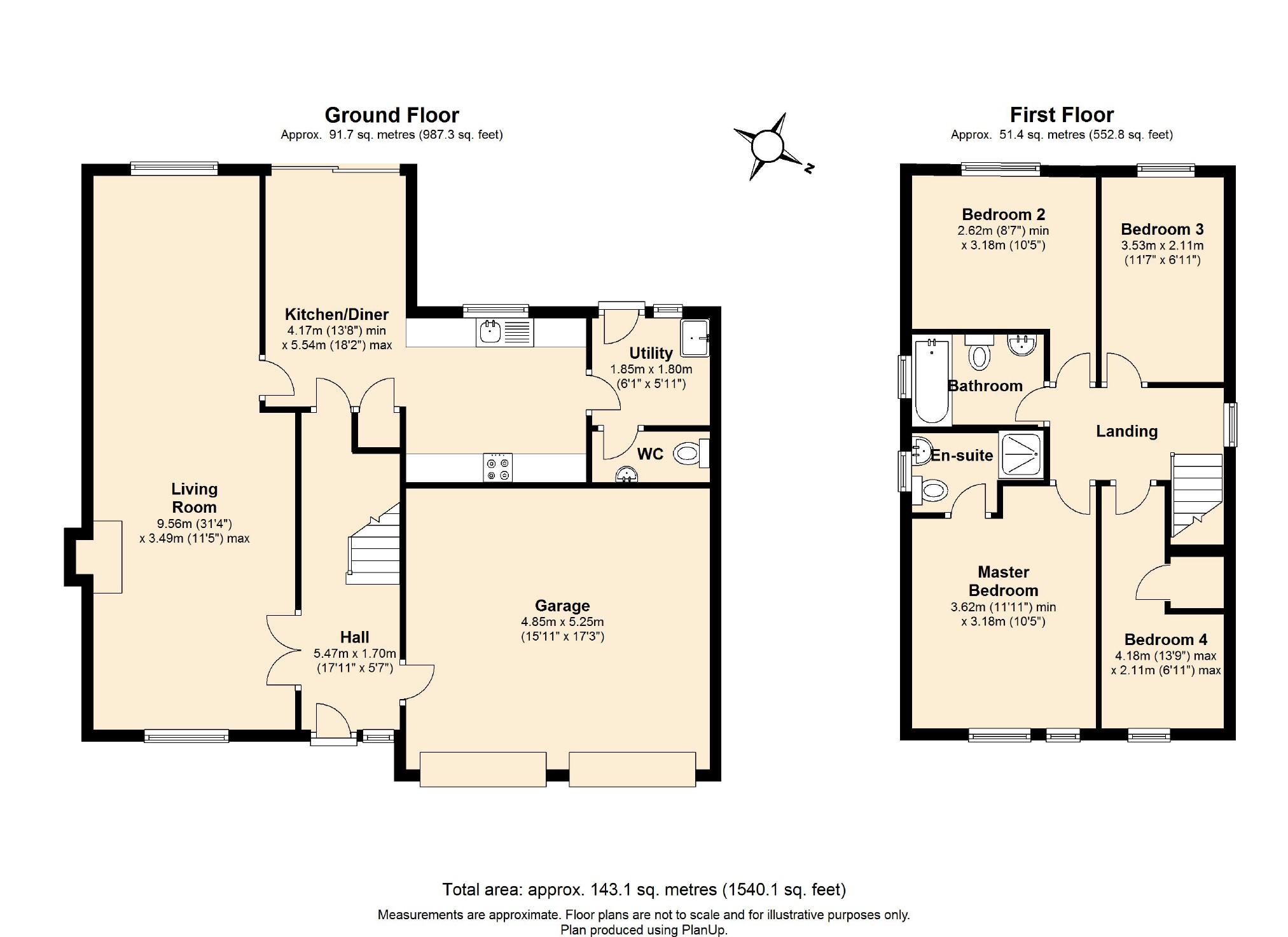 4 Bedroom Detached House For Sale 46124667 Primelocation