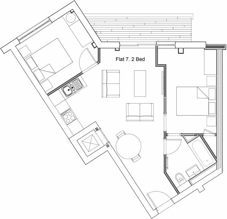 carey road  wokingham rg40  2 bedroom flat for sale