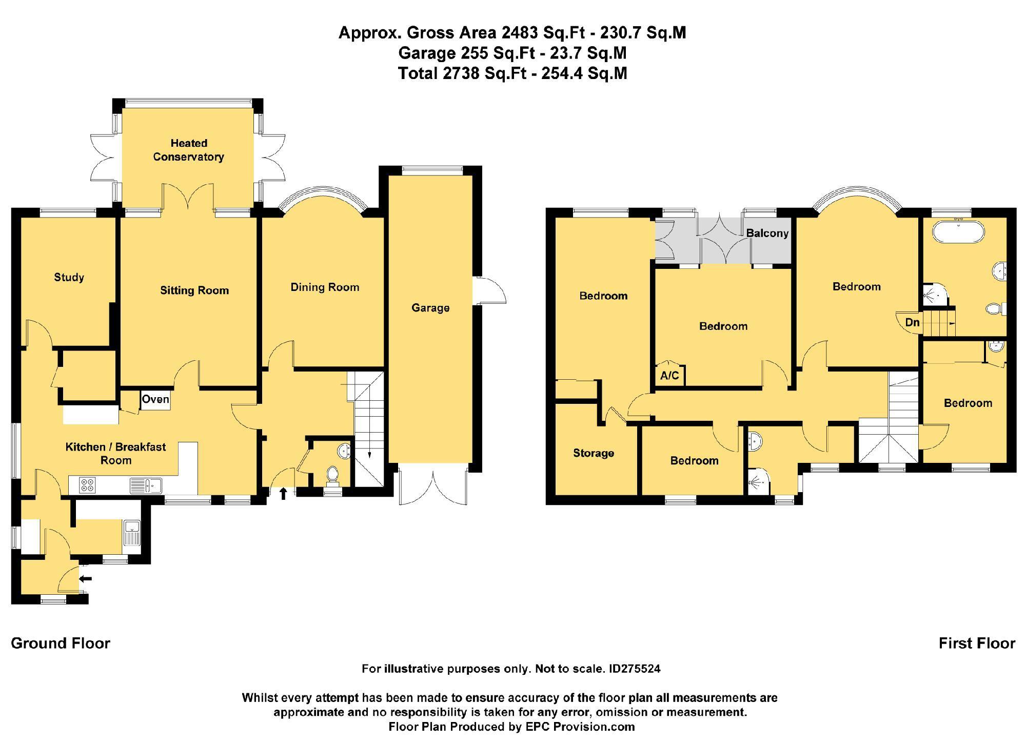 Oakridge lane sidcot winscombe bs25 5 bedroom detached for 16 brookers lane floor plans