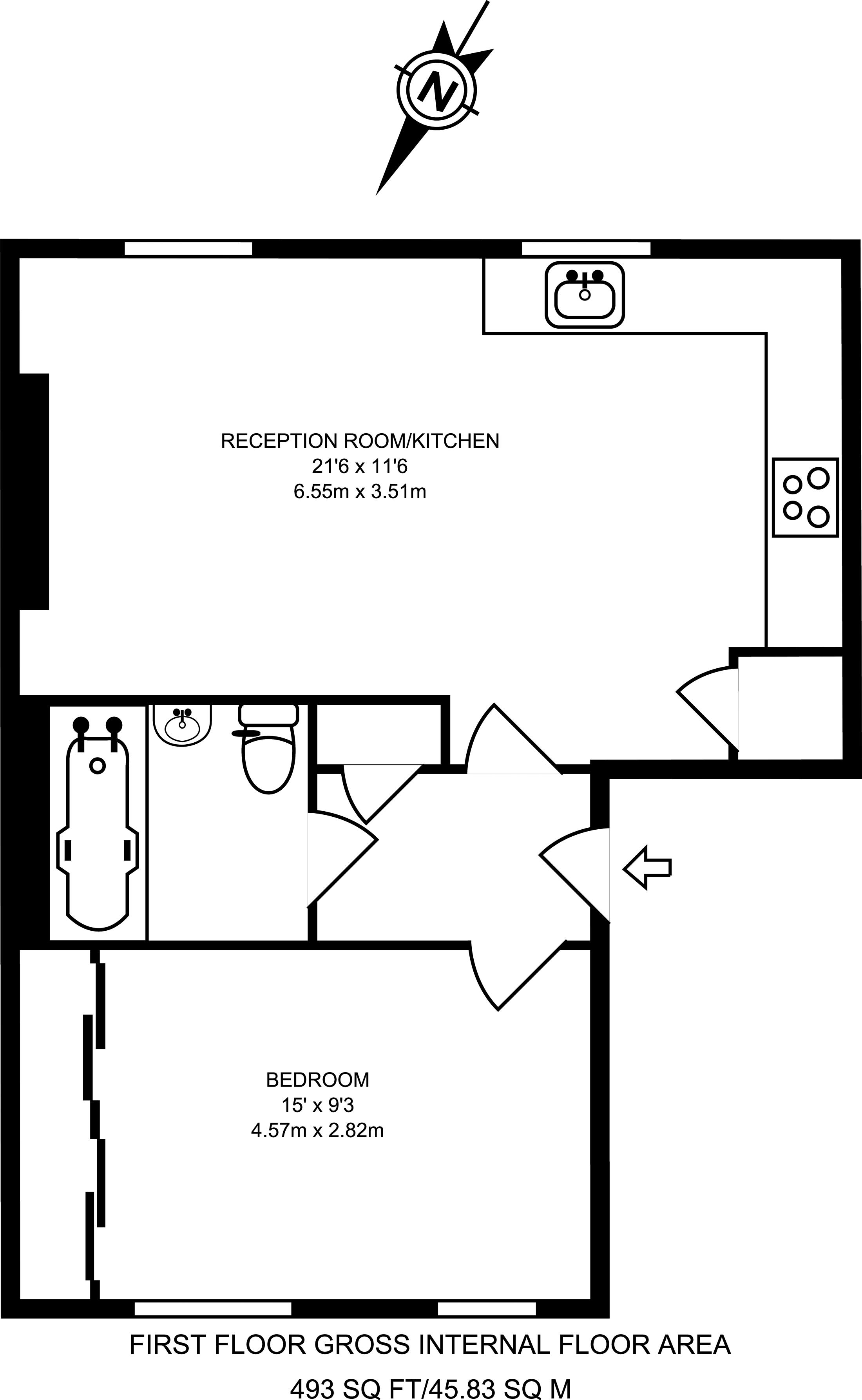 Upper Floor Rooms For Rent Chapel St