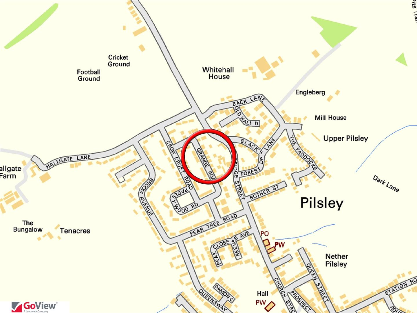 Property For Sale Pilsley Chesterfield