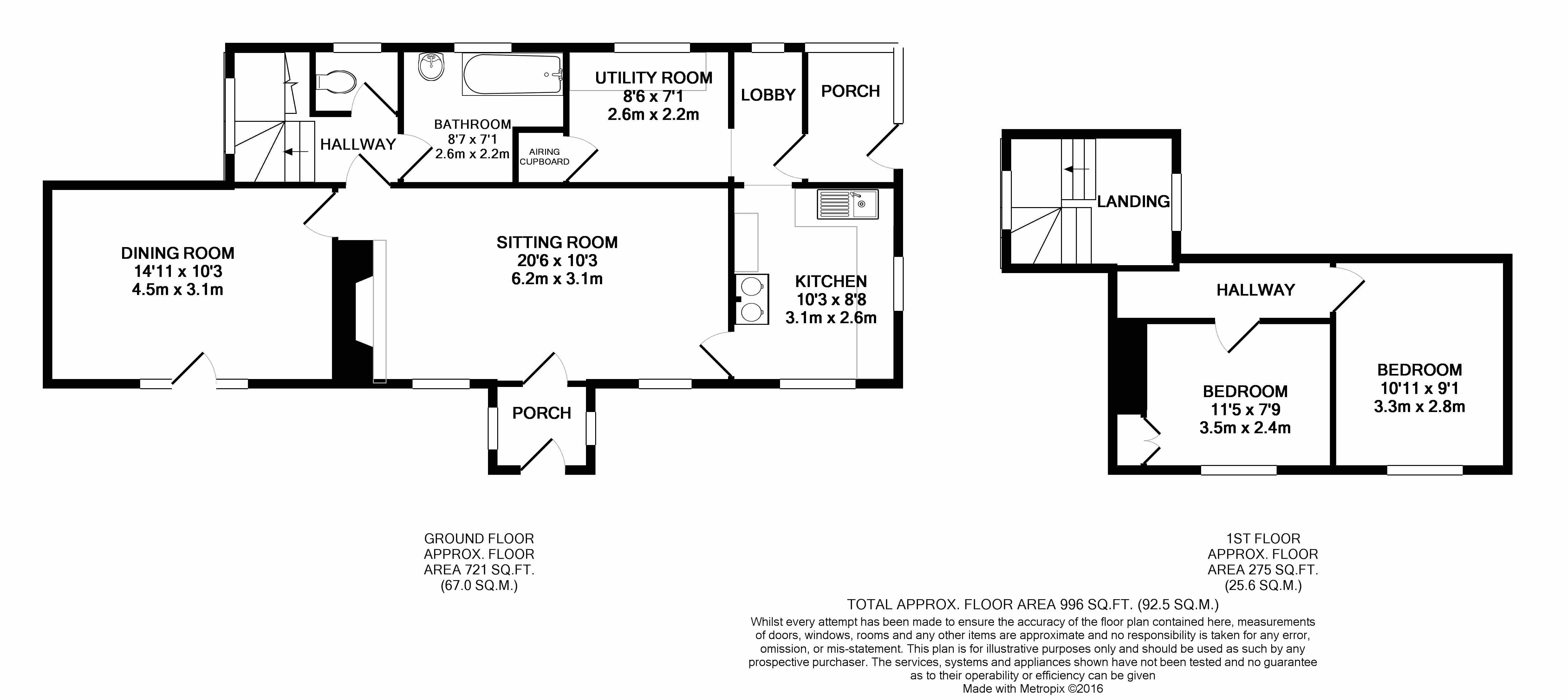 3 bed property for sale in pax cottage  cole street lane
