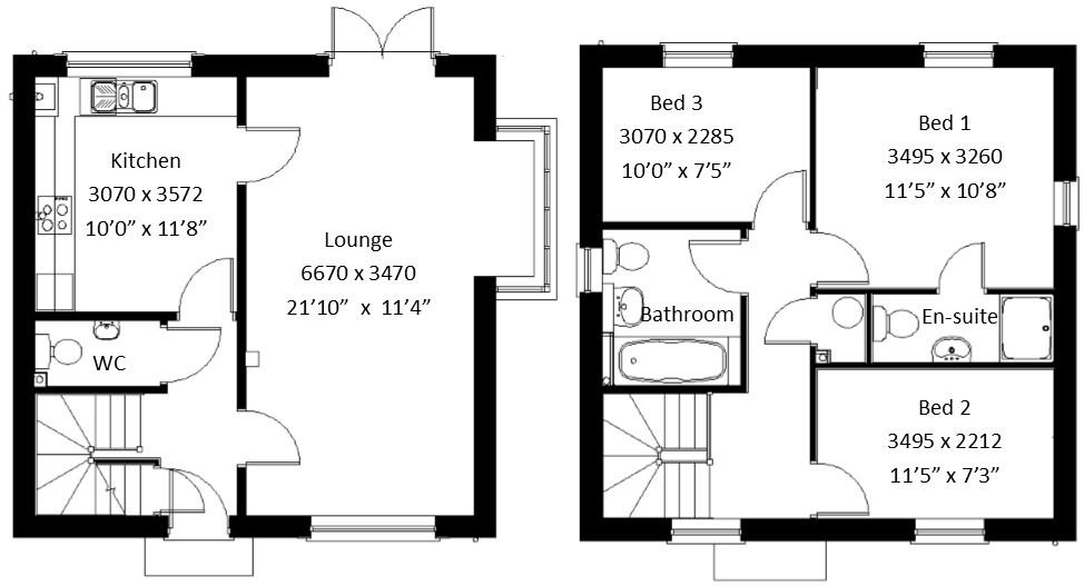 location of smoke detectors in a house