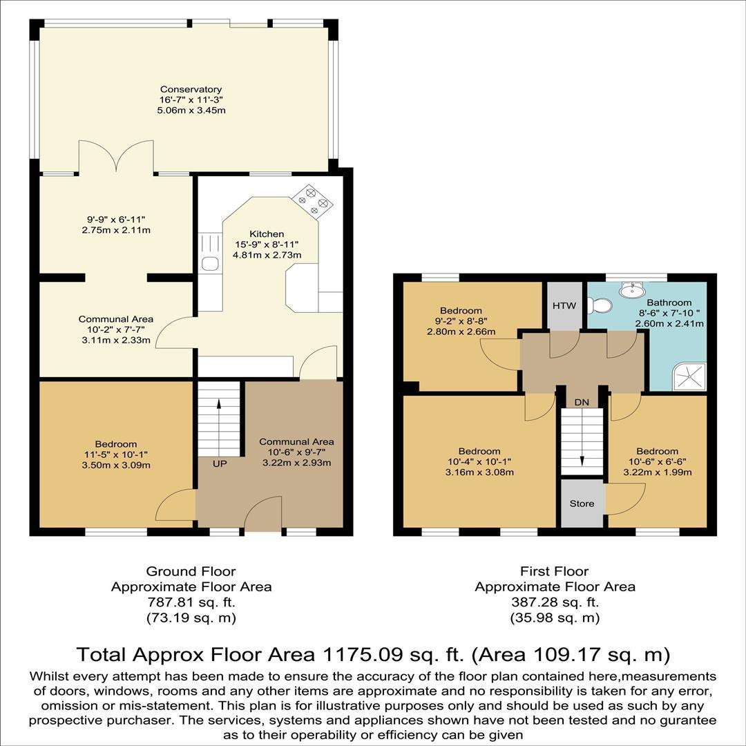 4 Bed Property To Rent In Garden Avenue Hatfield Al10