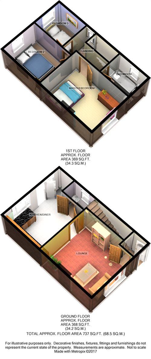 corring way crompton bolton lancashire bl1 3 bedroom
