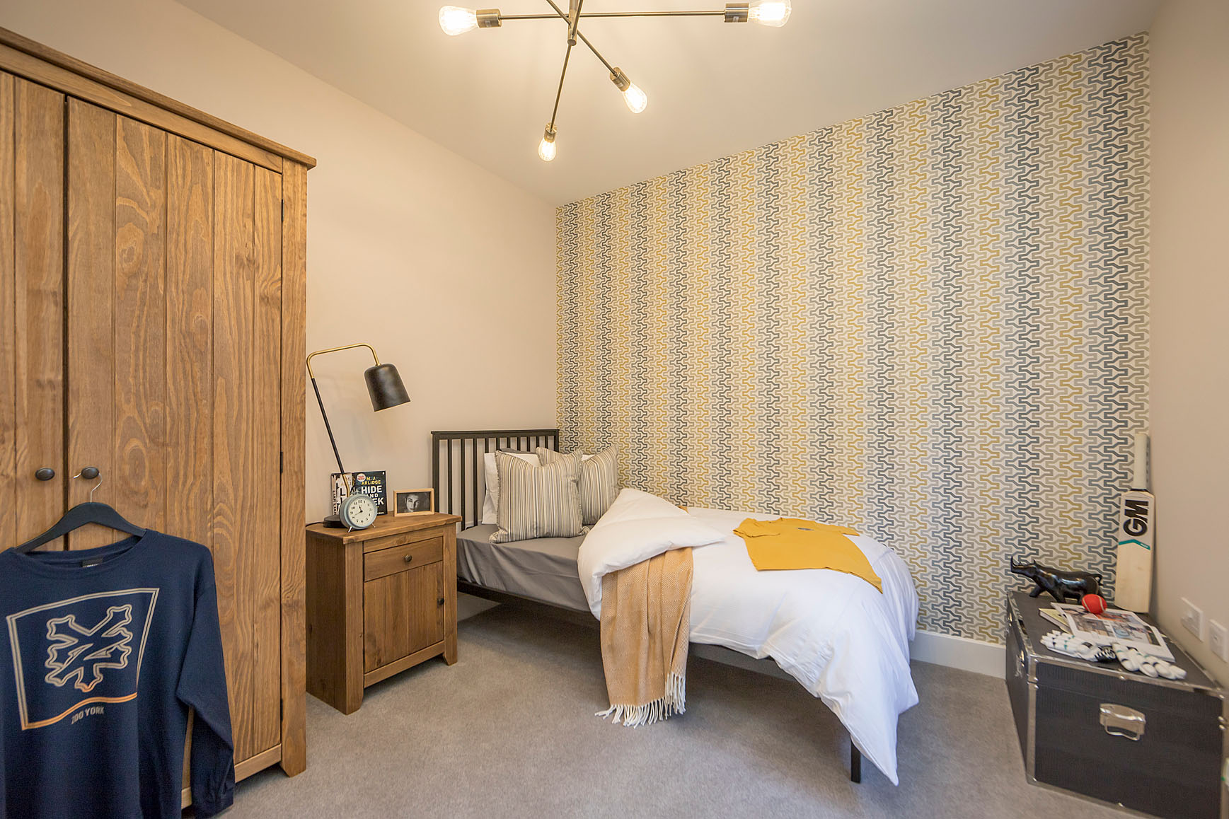 Martin Grant Homes,The Maltings,Secondary Bedroom