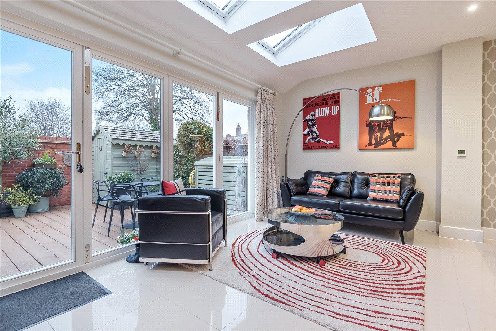 Bargate Homes,Family room