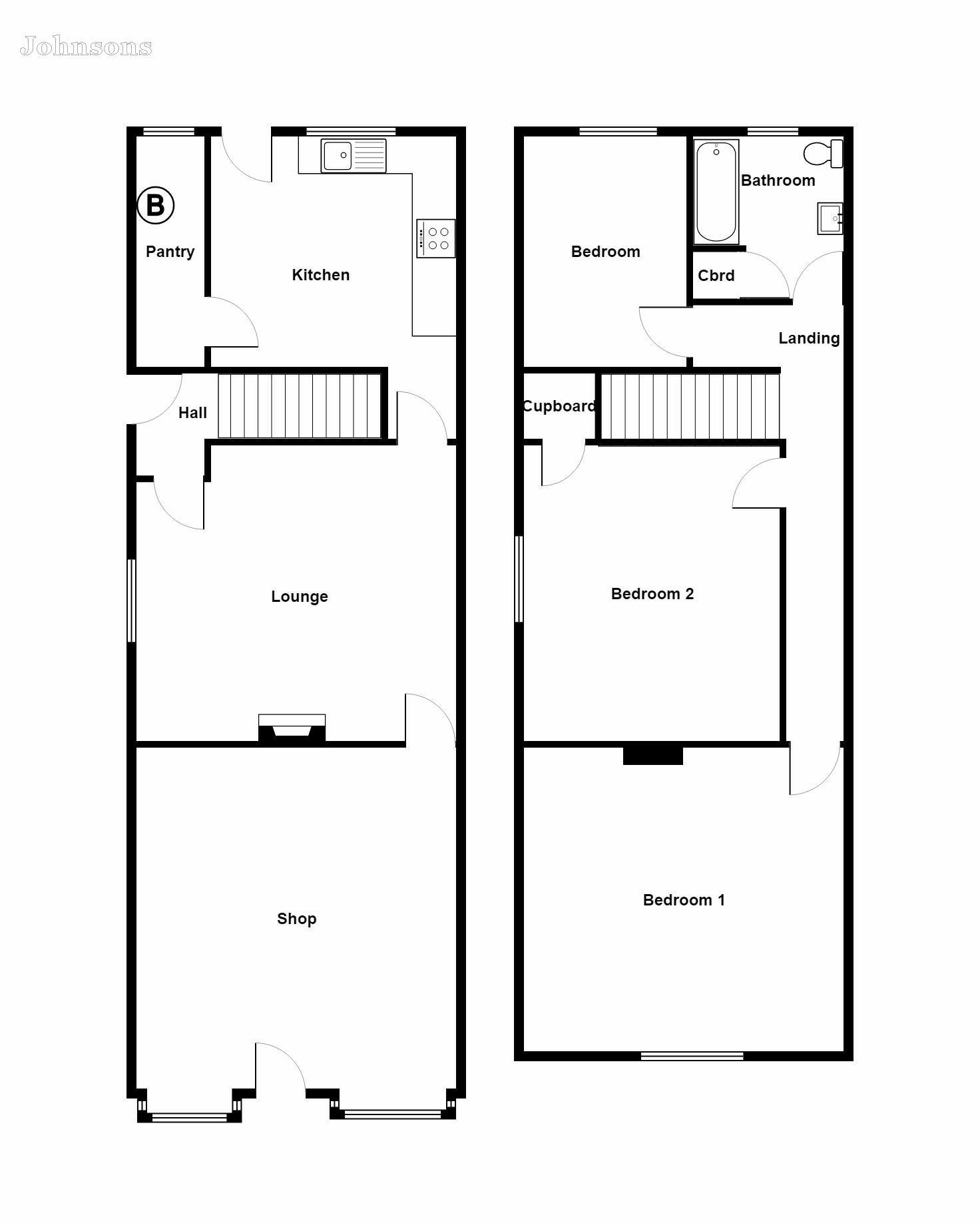 edlington lane  warmsworth  doncaster  dn4  3 bedroom end terrace house for sale