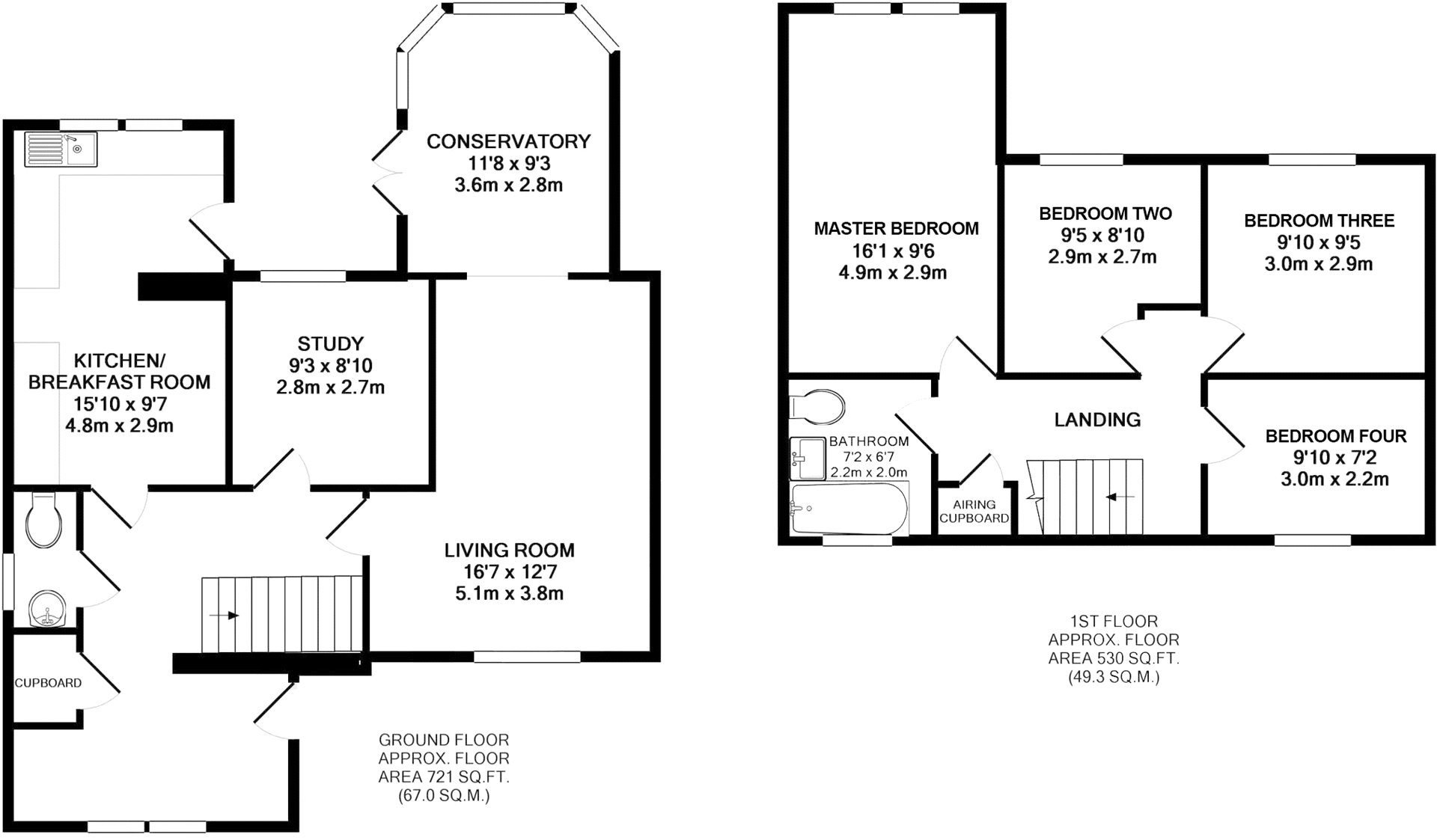 4 Bedrooms Detached house for sale in Octavia, Bracknell, Berkshire RG12