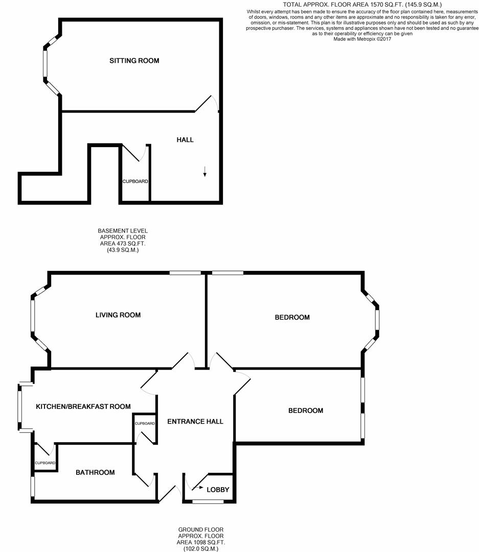 Christ Church Harbor Apartments: St. Matthews Gardens, St. Leonards-On-Sea TN38, 2 Bedroom