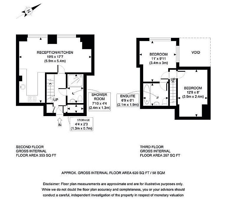 Heronsgate Primary School: 2 Bedroom Duplex Apartment, Cadogan Road, Woolwich Royal
