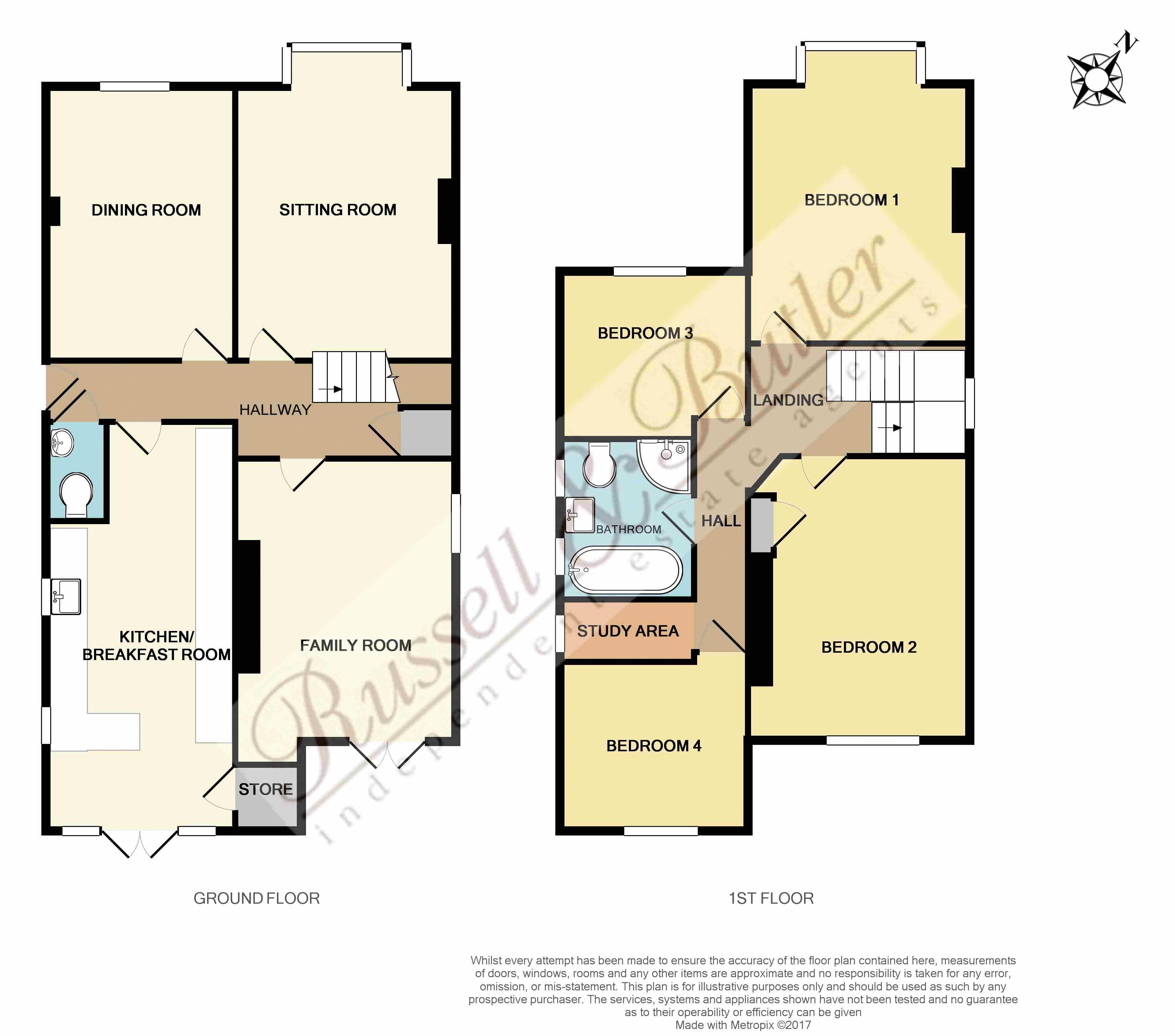 london road buckingham mk18 4 bedroom detached house for sale
