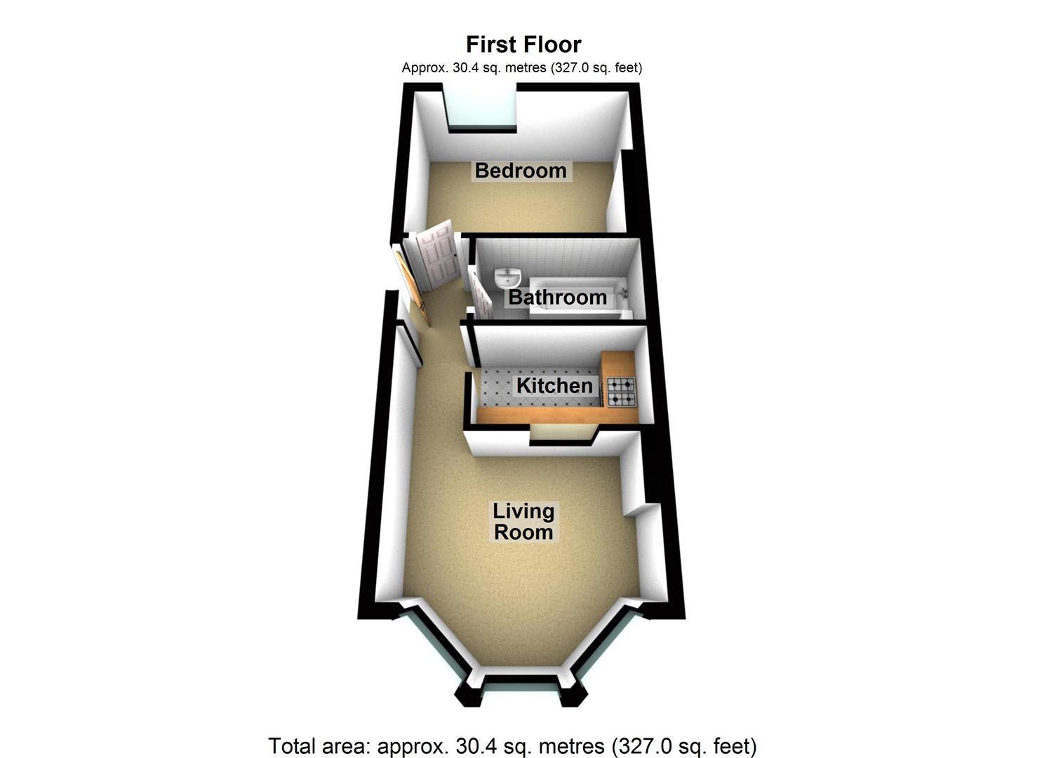 1 Bedroom Flat For Sale 44822561 Primelocation