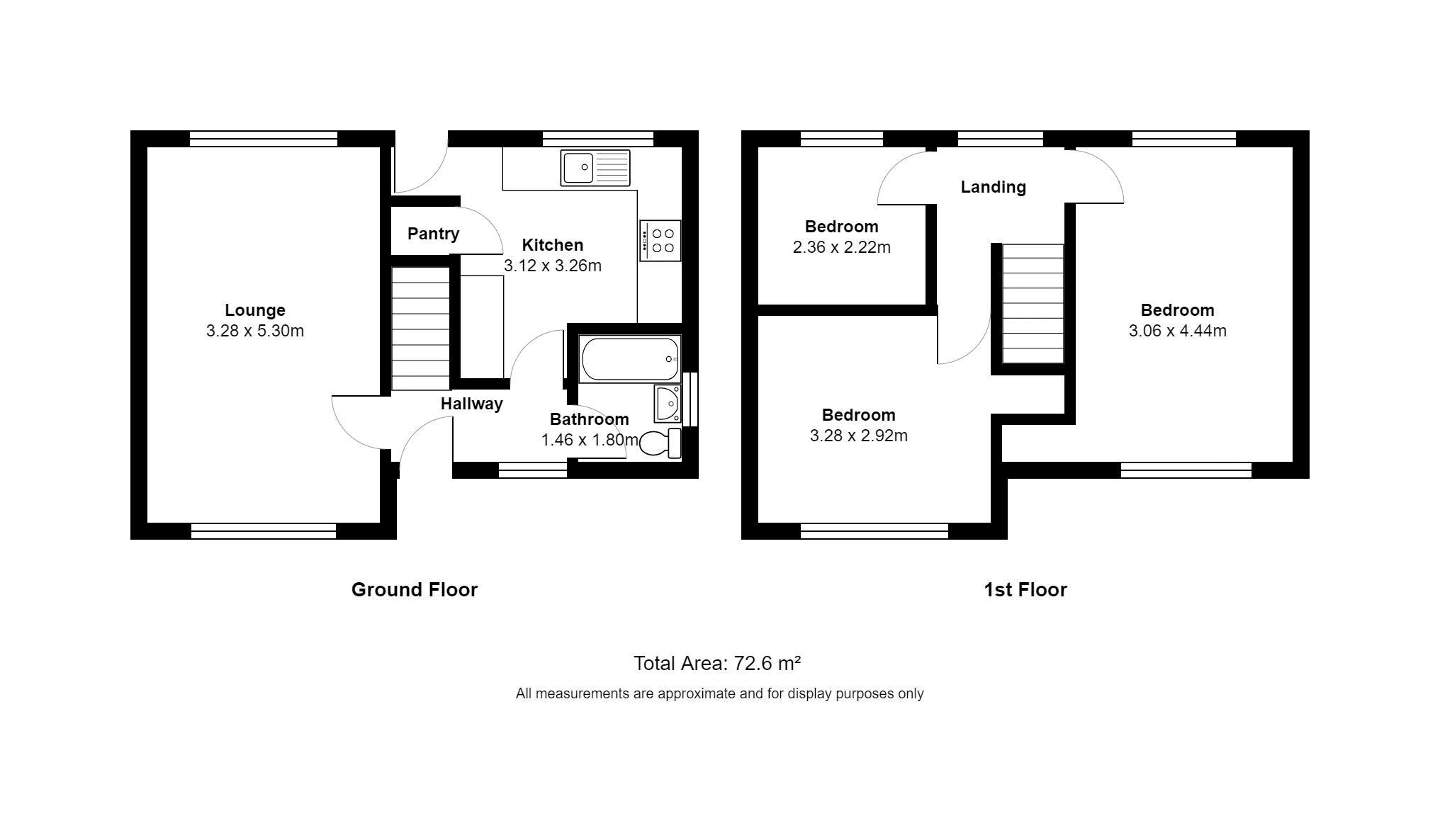 hayhurst road luton lu4 3 bedroom semi detached house for sale