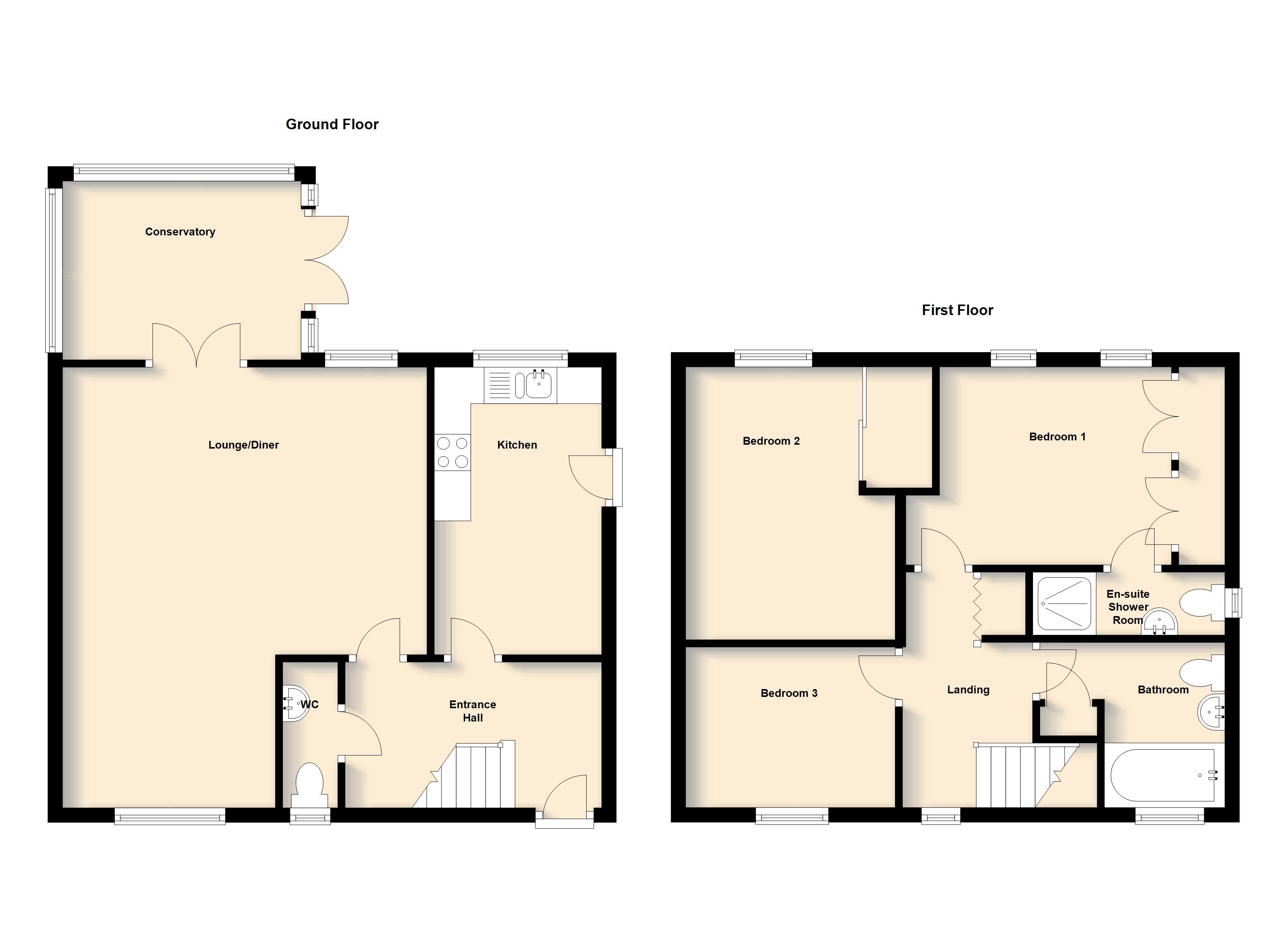 The Kennels Ivybridge Pl21 3 Bedroom Detached House For