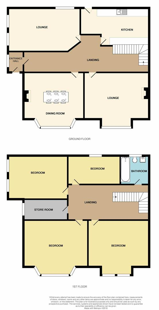 Marlborough road seaforth liverpool l22 4 bedroom for Marlborough house floor plan