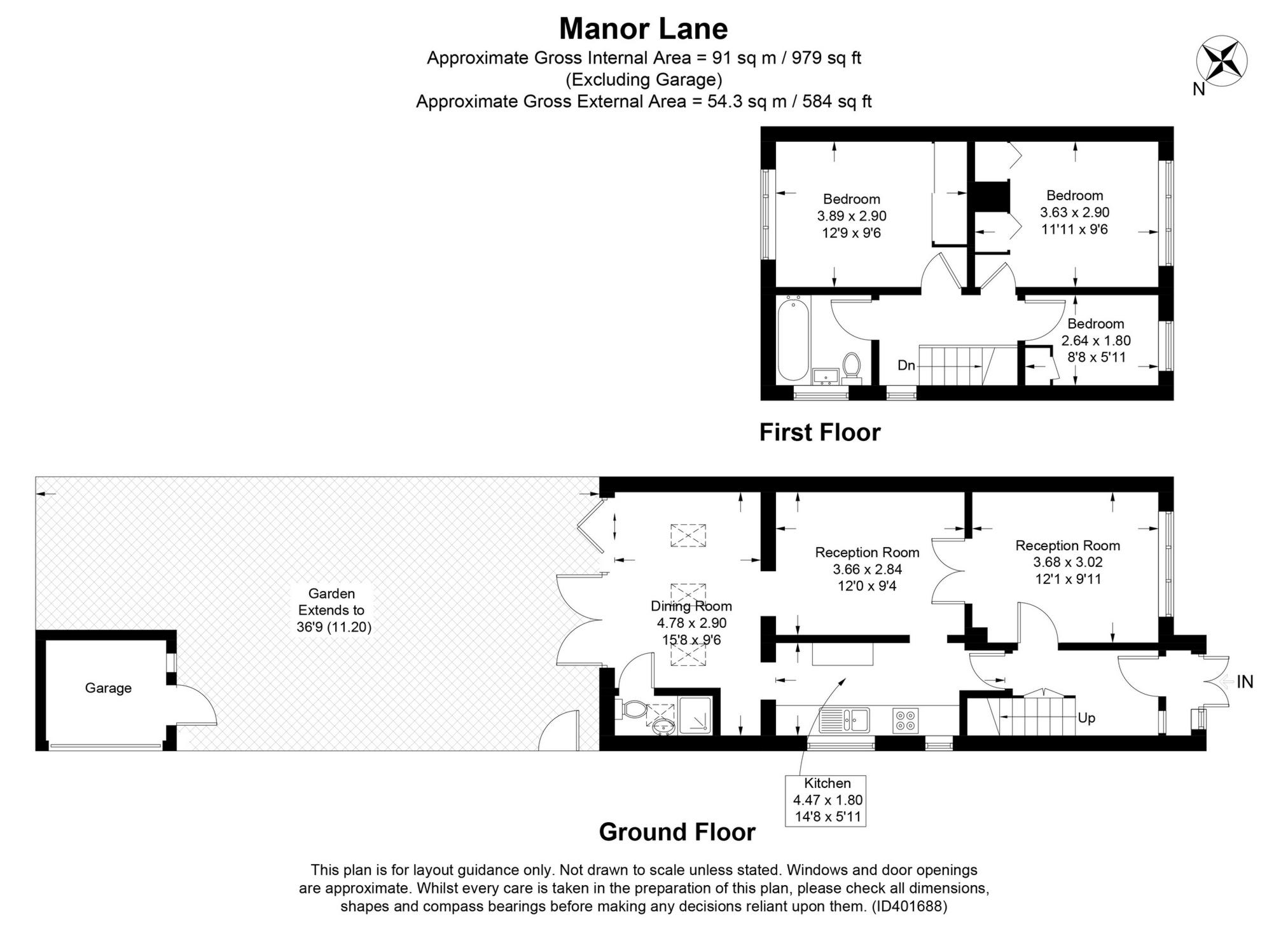 46212685 on Greenland Village Of Plan Property